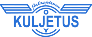 Jalasjärven Kuljetuksen logo.