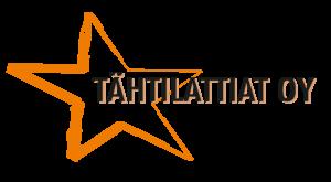 Tähtilattioiden logo.