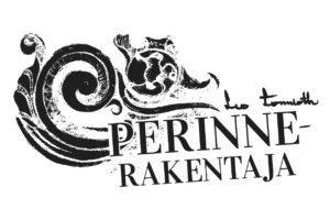 Perinnerakentaja Leo Lönnrothin logo.