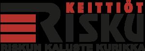 Riskun Kalusteen logo.