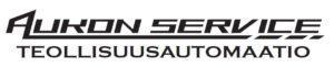 Aukon Servicen logo.