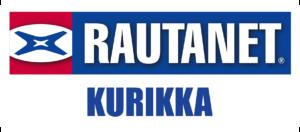 Rautanet Kurikan logo.
