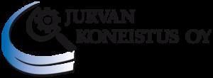 Jurvan Koneistuksen logo.