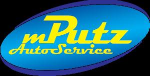 M. Putz AutoServicen logo.