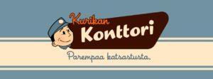 Kurikan Konttori Oy:n logo